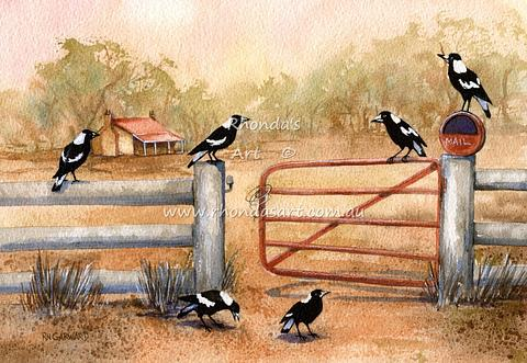 Magpies  6