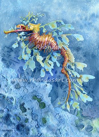 Leafy Sea Dragon M2