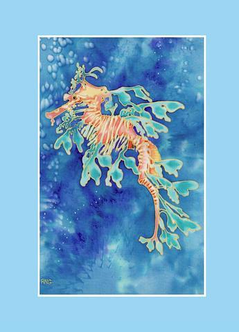 Leafy Seadragon 1
