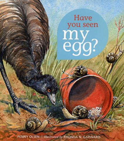 Book ~ Have you seen my egg