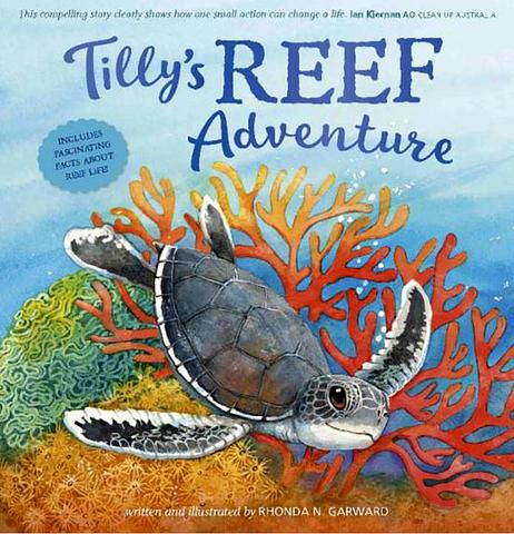 Book ~ Tilly's Reef Adventure