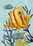 Beaked Coral Fish