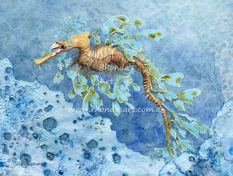 Leafy Sea Dragon M3